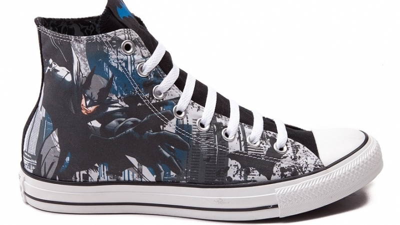 d70fd3604ded 2018 Converse Dc Comics Shoes Collection Latest Releases