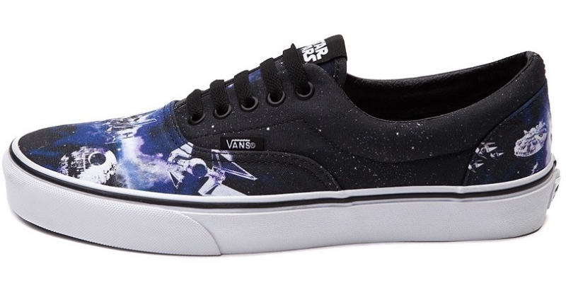 a07684fcfce What sets this Star Wars Vans shoes collection of shoes apart from any  other on the market is that they are the only line of shoes to depict the  character s ...