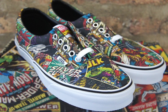 chaussure vans homme marvel