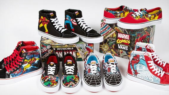 special edition vans shoes