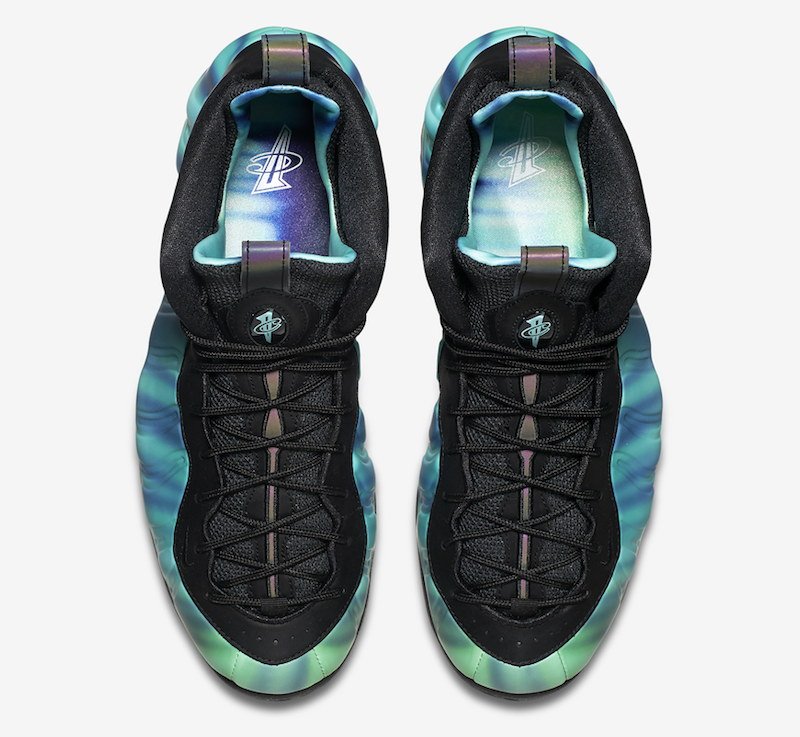 4646e12a46d Nike Air Foamposite One Northern Lights 840559-001 top