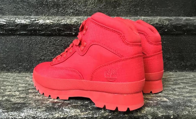 Timberland Euro Rip Mono Red back