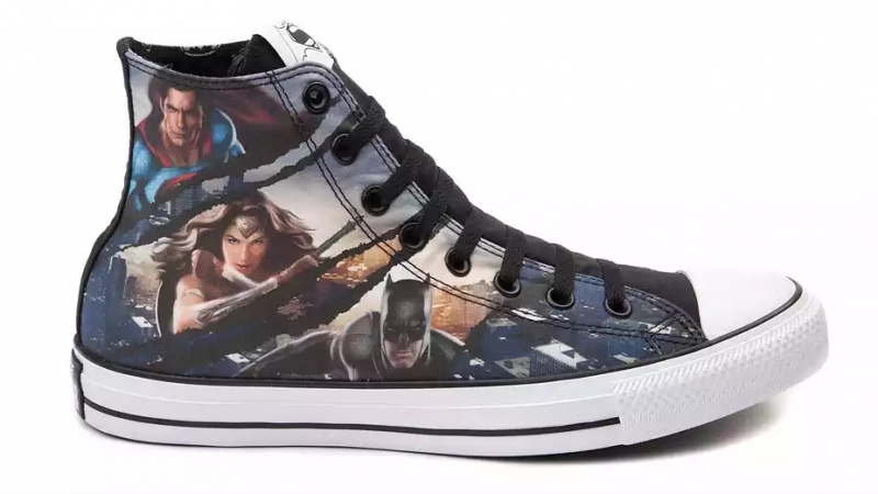 2018 Converse DC Comics Shoes Collection - Latest Releases 8066a7bad209