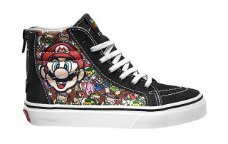 nintendo vans collaboration 1