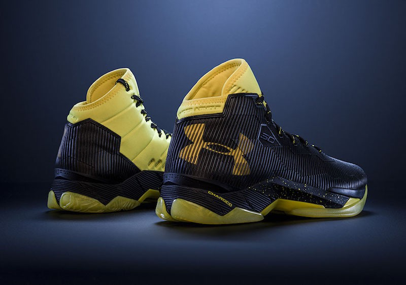 Under Armour Curry 2.5 Black Taxi Edition 3