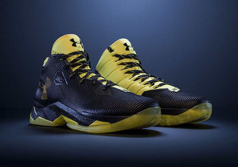 Under Armour Curry 2.5 Black Taxi Edition