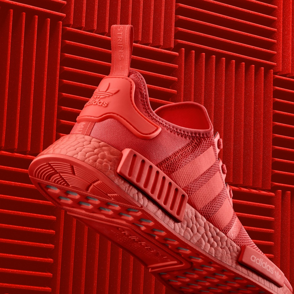 Triple Nmd Black Red Color And Boost Pack Soleracks Adidas 8nN0wvOm