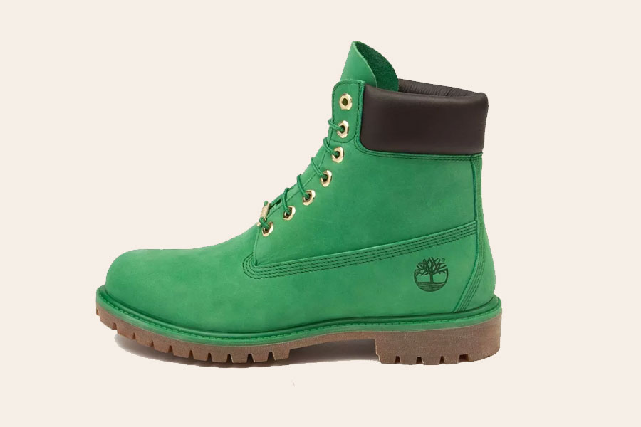 "Timberland 6"" Classic Boot in winter green"