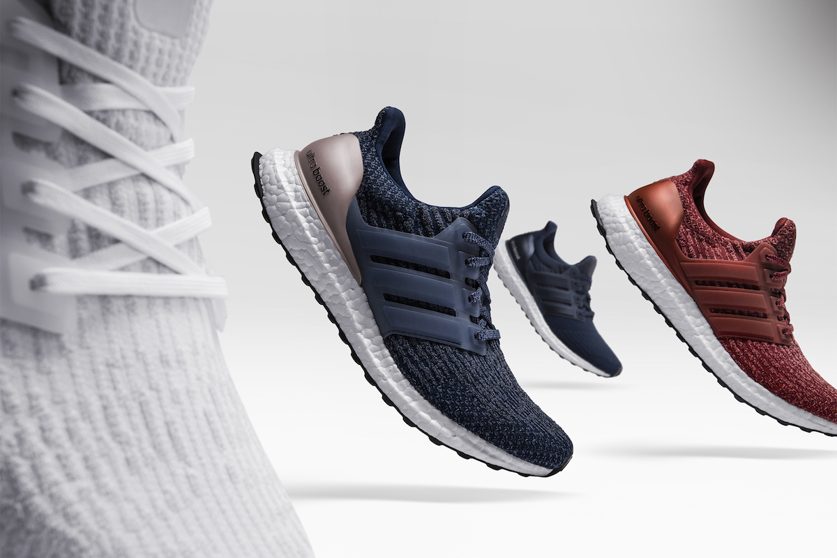 The adidas Ultra Boost 3.0 Receives More Colorways To