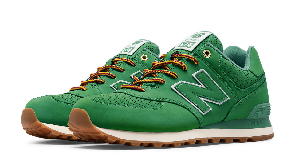 premium selection 748f7 715d2 New Balance 574 Outdoor Collection - Soleracks