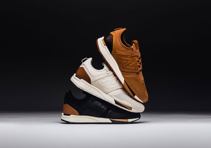Introducing The New Balance 247 Luxe Collection