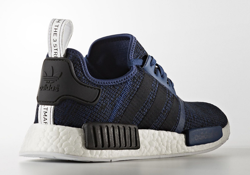 52115cf2bf9e1 adidas Originals NMD R1 Red   Blue. The adidas NMD R 1 si continuing their  strong run with two new releases coming up at the beginning of March.