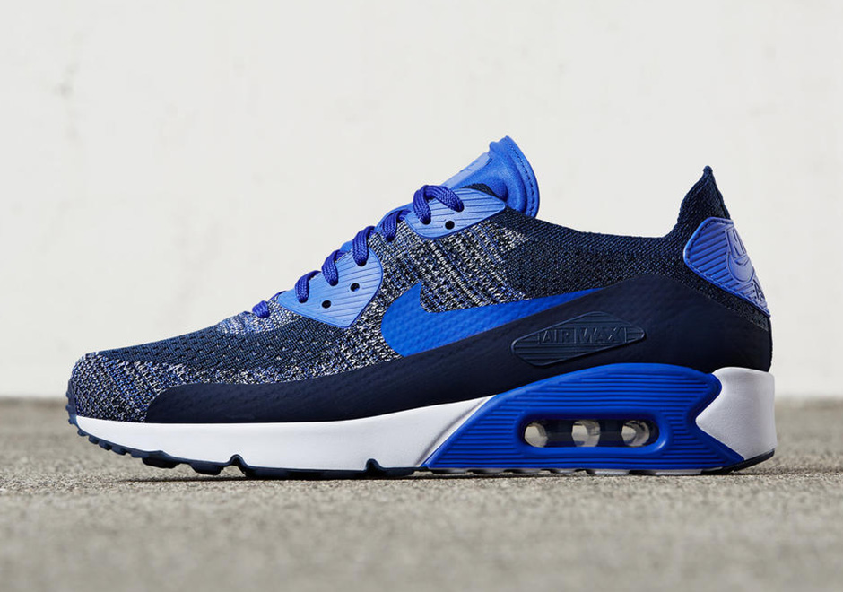 Nike Air Max 90 Ultra 2.0 Flyknit March 2017 Releases | Nike