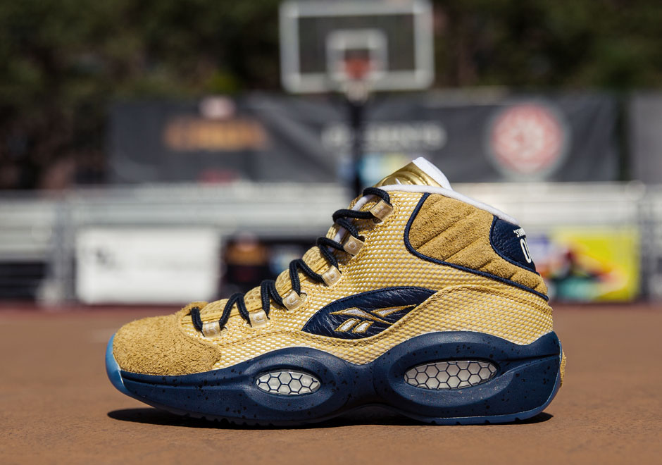 Reebok Question Mid Rucker Park BD3875-GLD