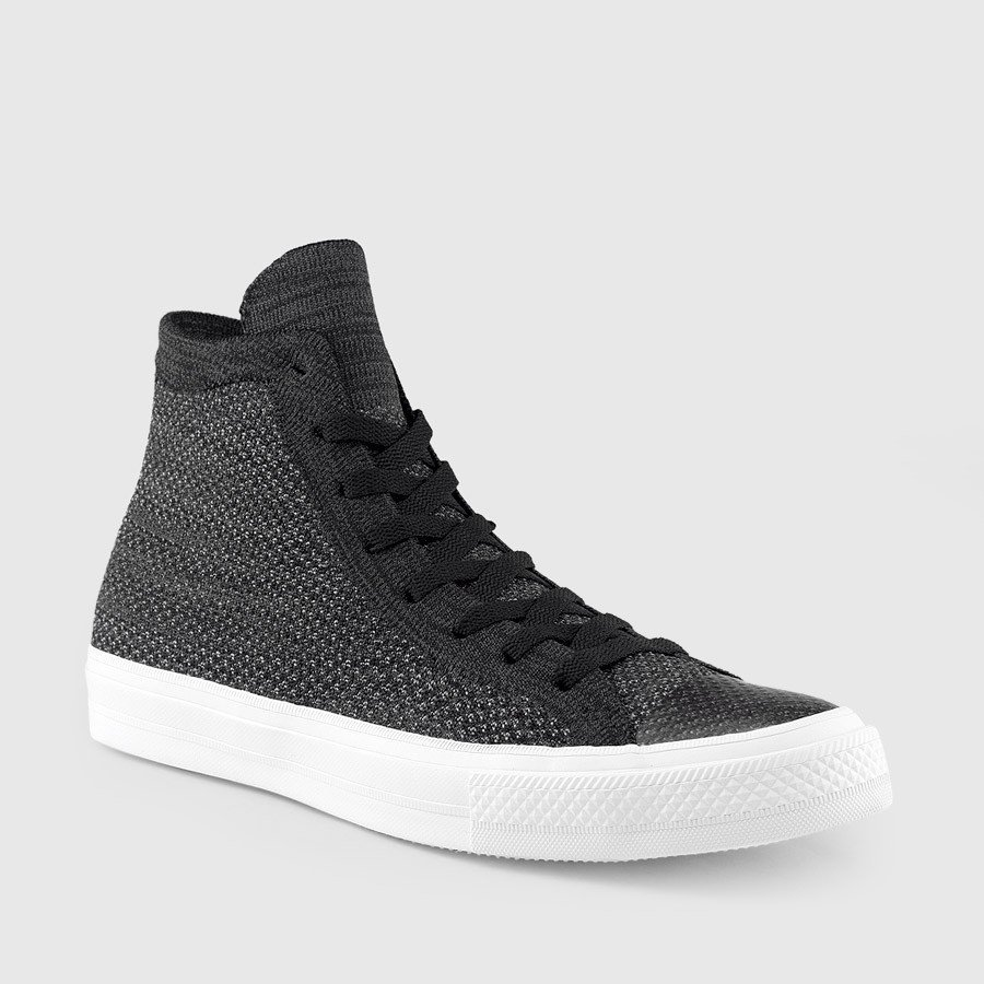 c5c409e24ea83 The Ultimate Converse Chuck Taylor Hi Top Featuring Flyknit is here ...