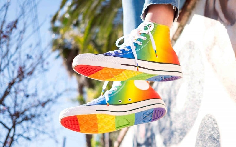 3e24fa33937 2017 Converse LGBT Pride Shoes Collection - Soleracks