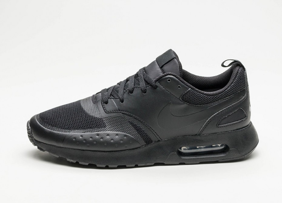 Nike Air Max Vision Triple Black Sale $69.99