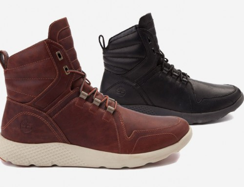Now Available – Timberland Flyroam Hiker Boot Fall 2017