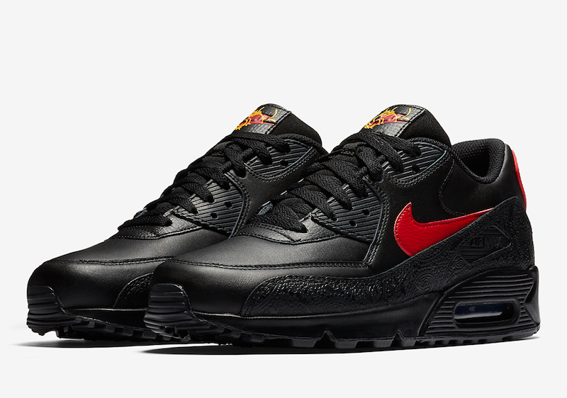 new style 30fbc 17f2b Now Available - Nike Air Max 90 Chinese New Year 2018 - Soleracks