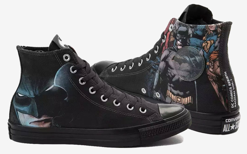 2018 Converse DC Comics Shoes Collection - Latest Releases 71991a911