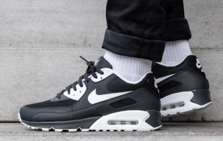 Nike Air Max 90 Anthracite White Black