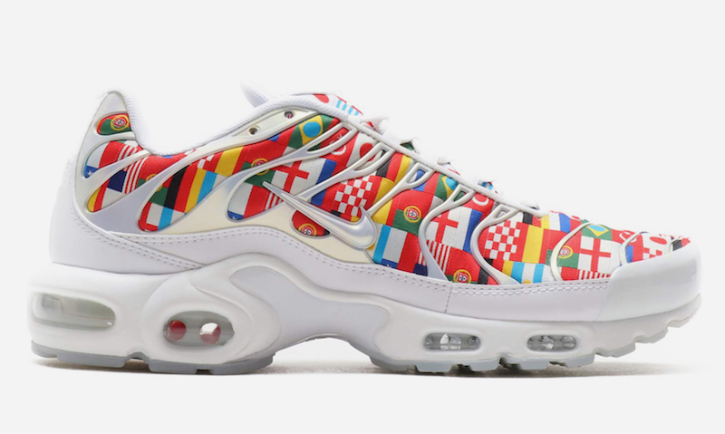 Nike International Flag World Cup 2018 Pack air max plus