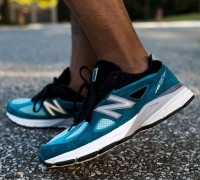 New New Balance 990 Made In USA Classic Mens sneaker blue teal black all sizes