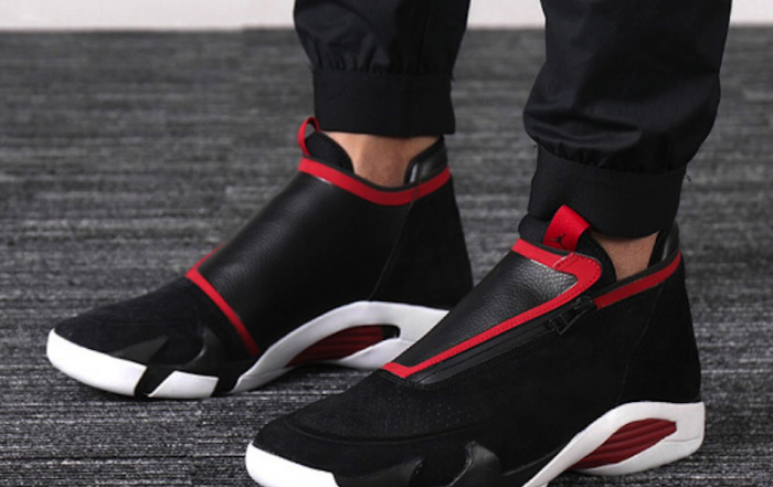 Jordan Jumpman Z Black Red Sale