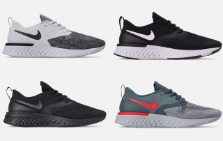 Nike Odyssey React Flyknit Running Shoes Sale