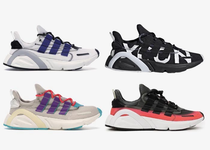 adidas LXCON latest colorways and sale events