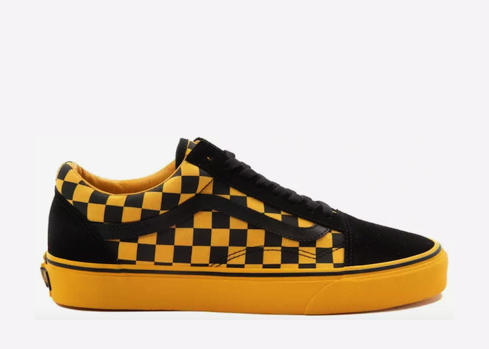Vans Checkered Checkerboard Shoes Old Skool