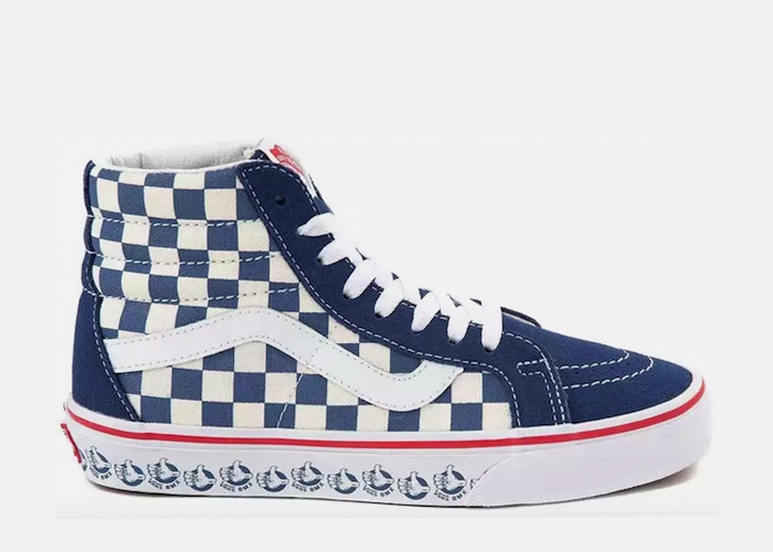 Vans Checkered Checkerboard Shoes Sk8