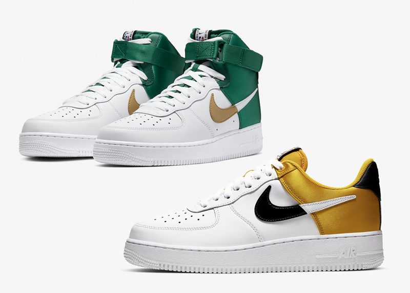 Nike Air Force 1 x NBA Collection 2019 20207