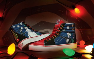 Vans x Disney The Night Before Christmas