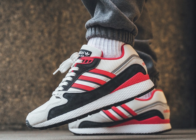 adidas Ultra Tech Sale shock red