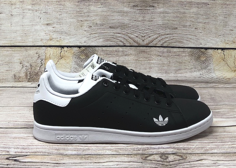 adidas Originals Stan Smith FV6872 trefoil black white 1