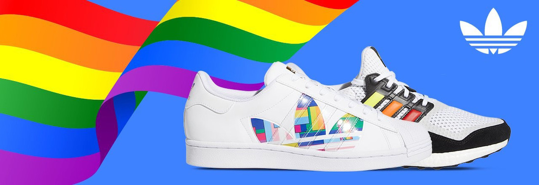 adidas Pride Shoes Collection - Soleracks