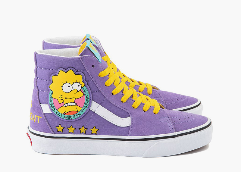 maggie Simpsons SK8 Shoes