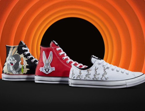 Converse x Bugs Bunny Shoes Collection 2020